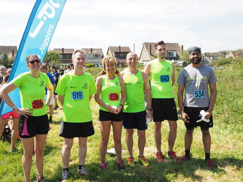 Bluebell 10k Run 2016