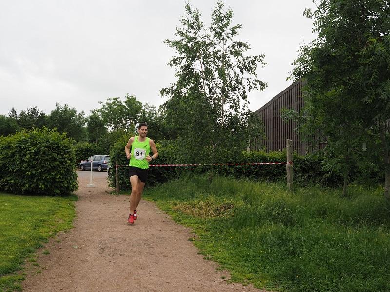 Thames Chase 10k Run 2016