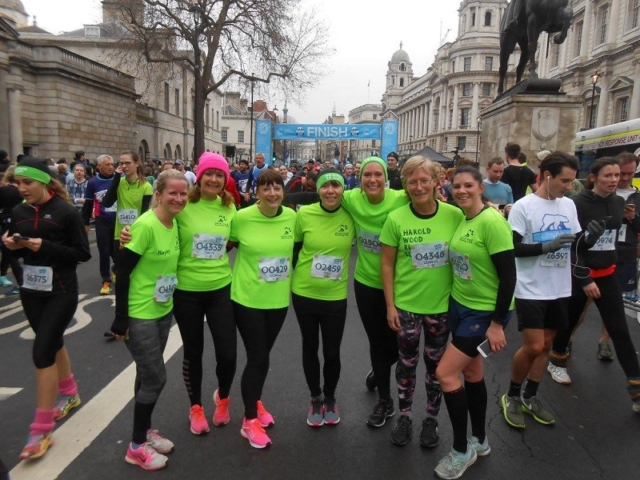 London Winter Run 2017