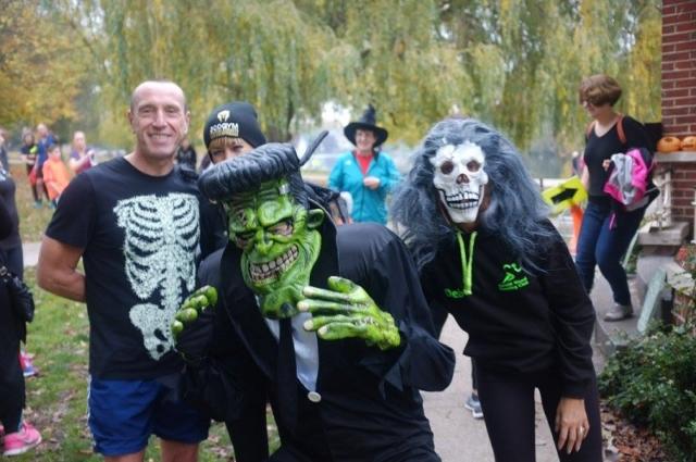 Halloween 2016 - Parkrun
