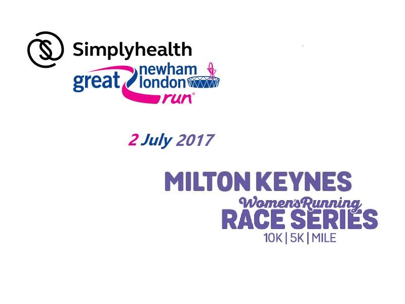 Newham & Milton Keynes - 2017